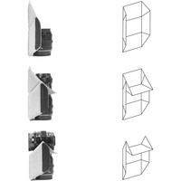 Peak Design FlexFold přepážka - Everyday Sling 5L černá