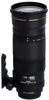 Sigma 120-300mm f/2,8 EX DG OS HSM pro Nikon