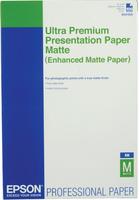 Epson Enhanced Matte Paper A3+, 100 listů