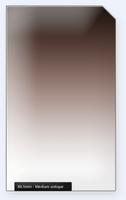 84.5mm Professional 150mm filtr střední antik