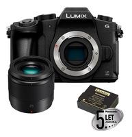 Panasonic Lumix DMC-G80 - Foto kit