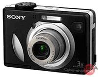 Sony DSC-W17 + MS 256MB karta