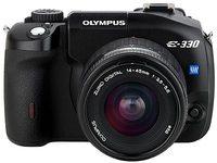 Olympus E-system E-330 Travelling Pro Kit