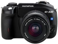 Olympus E-system E-330 Double Zoom Kit