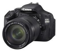 Canon EOS 600D + 18-135 mm IS