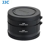 JJC sada mezikroužků 10mm/16mm pro Sony E