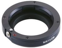 Novoflex adaptér z Leica M na Nikon 1