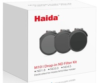 Haida M10 Drop-in Nano-coating Round Filter ND Kit (3PCS)