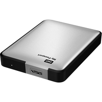 "Western Digital My Passport 2TB Ext. 2.5"" USB3.0, 8MB cache, stříbrný"