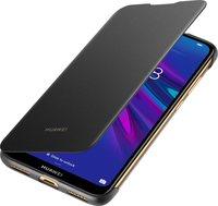 Huawei flipové pouzdro pro Y6 2019 černé