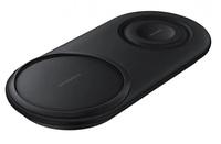 Samsung bezdrátová duální nabíjecí stanice EP-N5200 černá