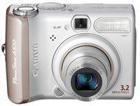 Canon PowerShot A510 + CP400 termosublimační tiskárna