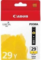 Canon cartridge PGI-29 Y