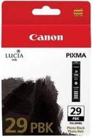 Canon cartridge PGI-29 PBK