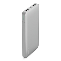 Belkin Pocket Power 10000 mAh, stříbrná