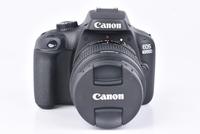 Canon EOS 4000D + 18-55 mm DC III bazar