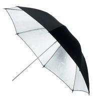 Terronic deštník S-85 85cm stříbrný bazar