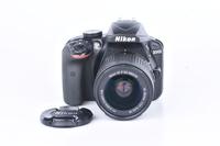 Nikon D3400 + 18-55 mm AF-P VR bazar
