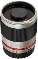 Samyang 300mm f/6,3 ED UMC CS pro Fuji X stříbrný