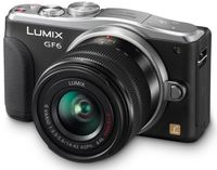 Panasonic Lumix DMC-GF6 + 14-42 mm II