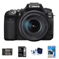 Canon EOS 90D + 18-135 mm IS USM - Foto Kit