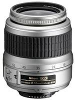 Nikon 18-55 mm F 3,5-5,6 G II AF-S DX stříbrný