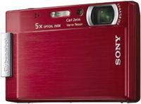 Sony DSC-T100 červený