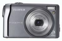 Fuji FinePix F40fd šedý