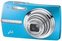 Olympus Mju 820 modrý + xD 1GB karta!