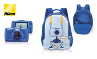 Nikon Coolpix S32 Backpack Kit