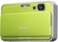 Sony DSC-T2 zelený