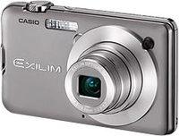 Casio EXILIM S10 stříbrný