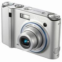 Samsung NV40 stříbrný