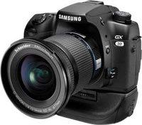 Samsung GX 20 + 18-55 mm + 50-200 mm