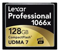 Lexar CF 128GB 1066x Professional UDMA7