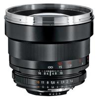 Zeiss Planar T* 85mm f/1,4 ZE pro Canon