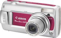 Canon PowerShot A470 červený