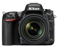 Nikon D750 + 24-70 mm f/2,8 AF-S G ED!