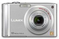 Panasonic Lumix DMC-FS20 stříbrný
