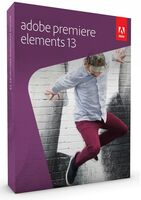 Adobe Premiere Elements 13 WIN CZ FULL