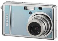 Pentax Optio S12 modrý