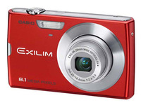 Casio EXILIM Z150 červený