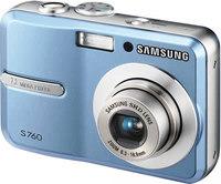Samsung S760 modrý