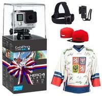 GoPro HERO4 Black Hokejová Edice MS2015