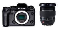 Fujifilm X-T1  + 16-55 mm 2,8 WR černý