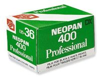 Fujifilm Neopan 400P 135/36 Professional