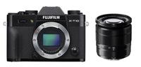 Fujifilm X-T10 + 16-50 mm II + 50-230 mm
