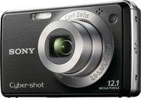 Sony CyberShot DSC-W230 černý