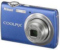 Nikon CoolPix S220 modrý