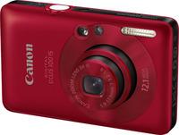 Canon IXUS 100 IS červený